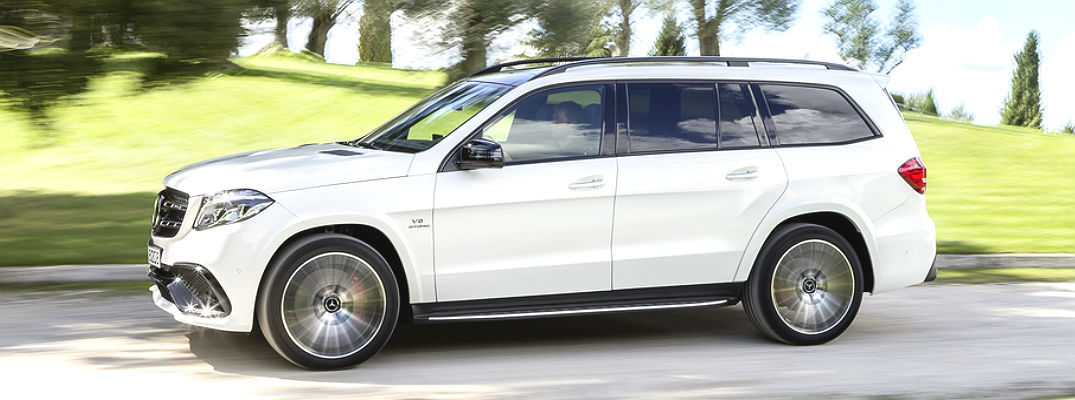 2017 mercedes benz gls engine options and release date for Mercedes benz of north haven
