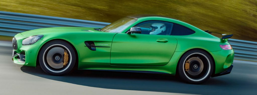2018 Mercedes Amg Gt R Design And Performance Specs