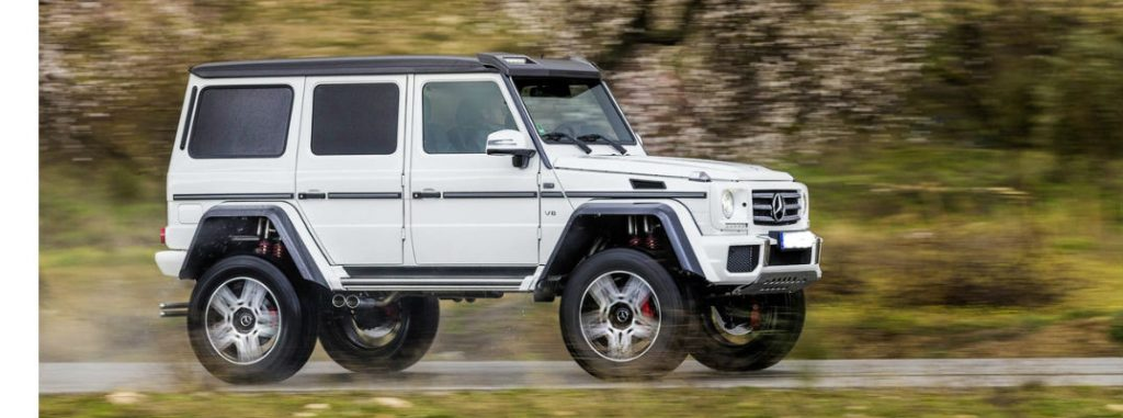 2017 Mercedes Benz G550 4 215 4 178 U S Release Date And Design