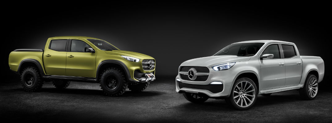 What to Expect From the 2018 Mercedes-Benz X-Class