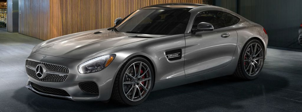 5 Things You Need To Know About The Mercedes Amg Gt