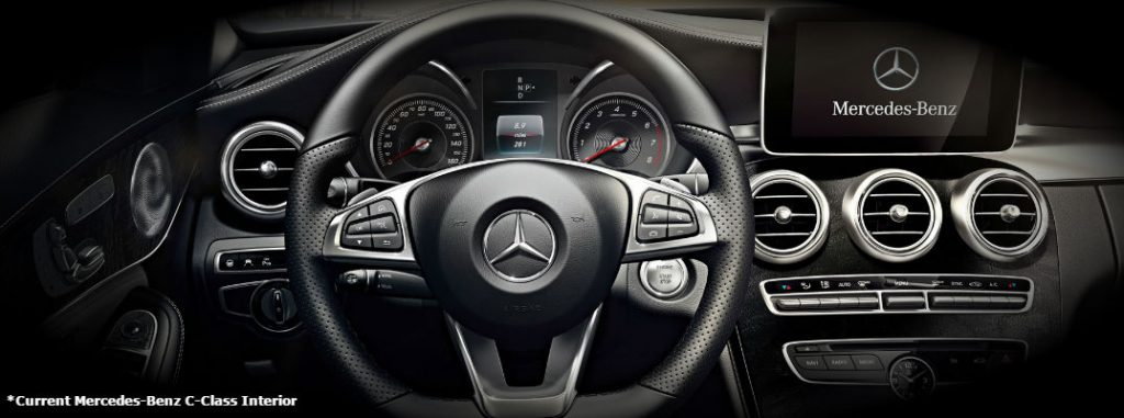 2018 Mercedes Benz C Class Interior Features And Changes