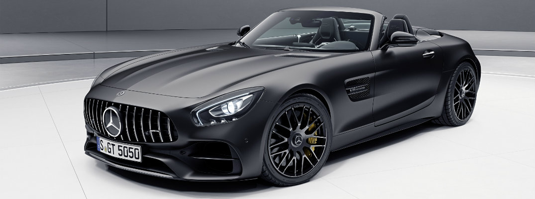 2018 Mercedes-AMG GT C Roadster Edition 50 release date and design