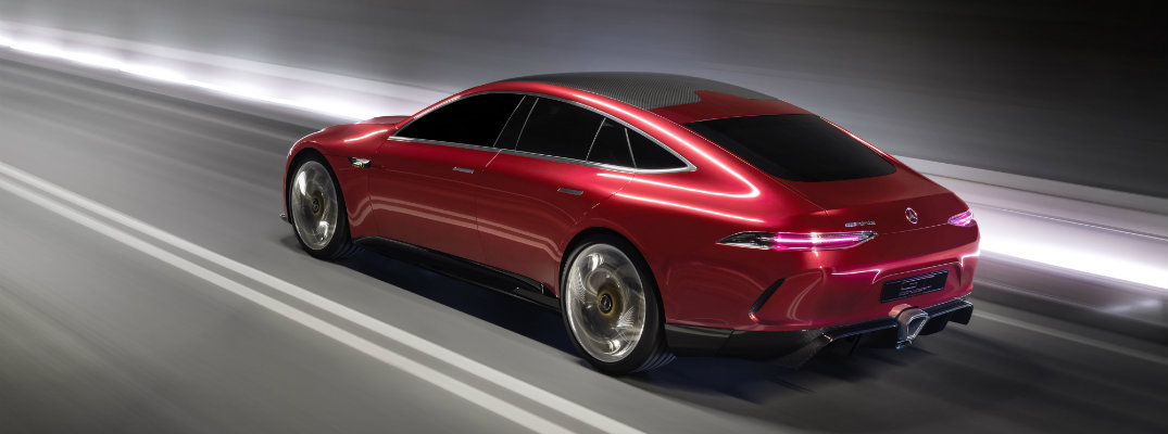 how does Mercedes-Benz see the future of the car