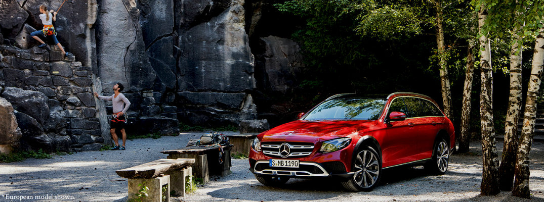 Features and Capabilities of the 2017 Mercedes-Benz E-Class All-Terrain