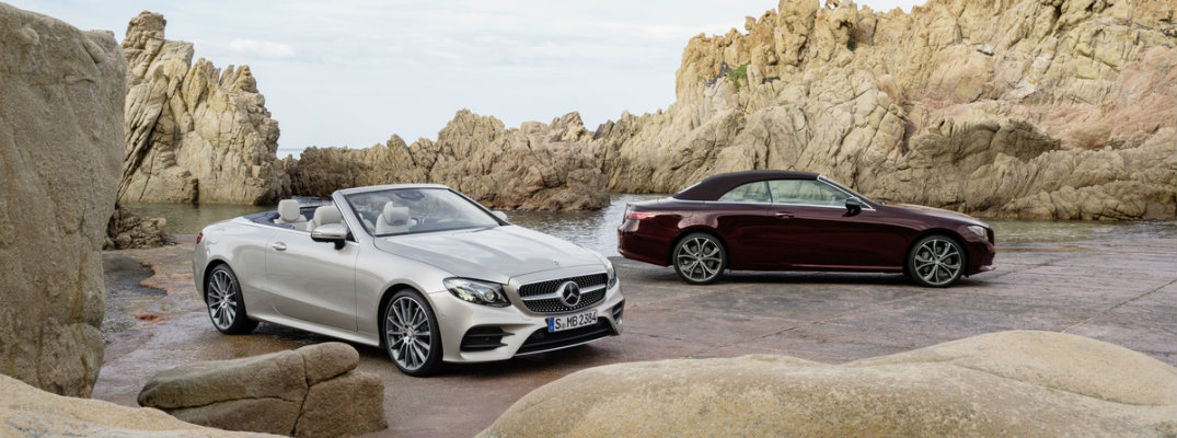 2018 Mercedes-Benz E-Class Cabriolet Release Date and Features