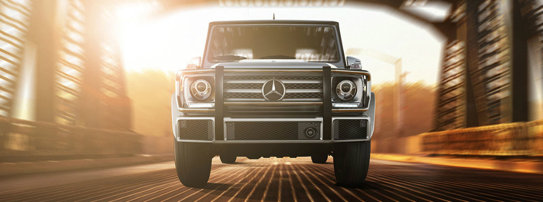 Mercedes-Benz and the North Face tour Canada and Alaska in G-Class SUVs