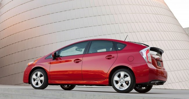 Prius V Changes