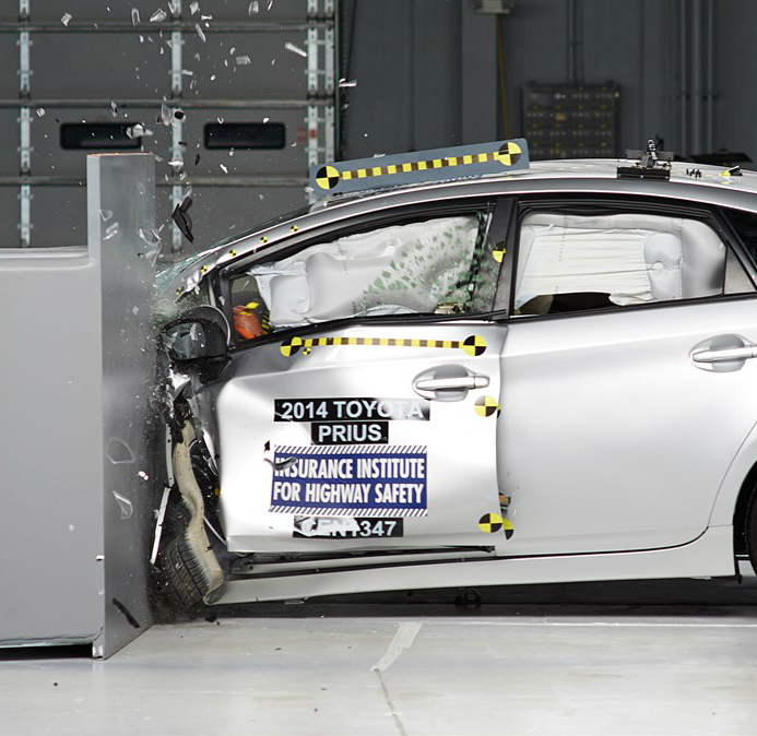 Toyota Vehicles Fare Well In Rigorous New IIHS Safety Test