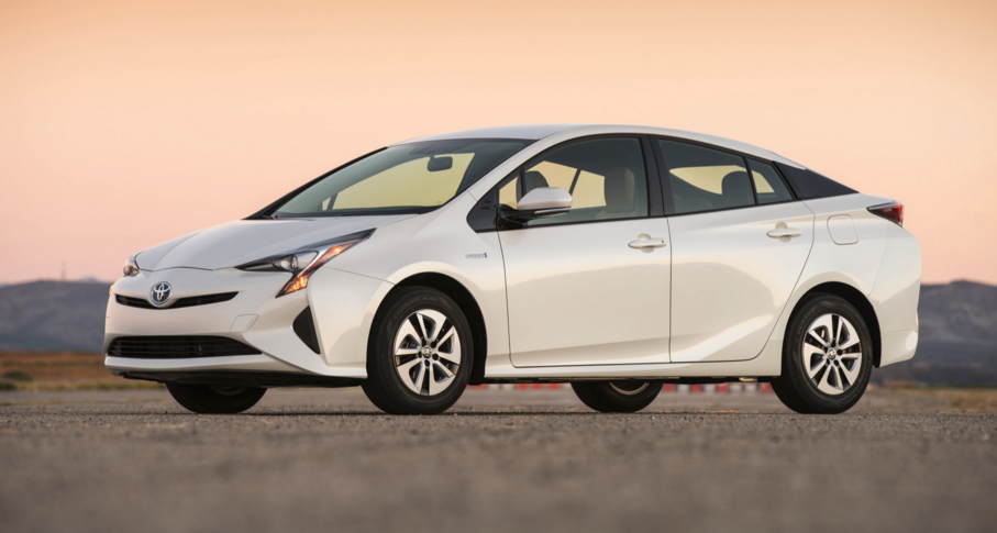 What New With The 2016 Toyota Prius?