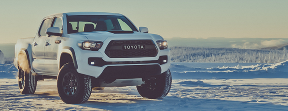 Toyota Tacoma TRD Pro Is Back and Ready for Action In Chicagoland!