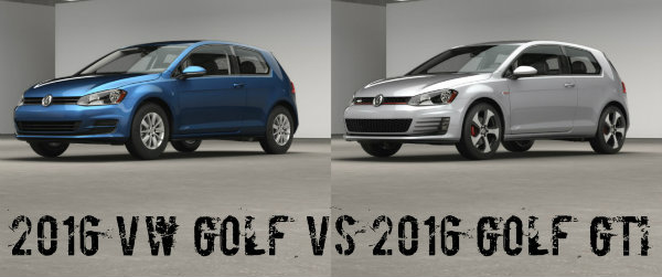 difference between vw gti 2015 vs autos post. Black Bedroom Furniture Sets. Home Design Ideas