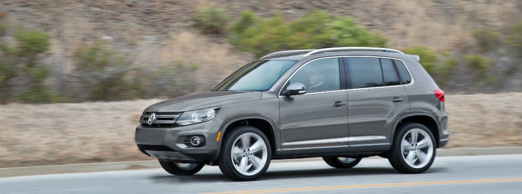 2015 Vw Tiguan Available In The Us   Autos Post