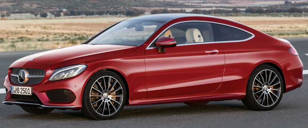 mercedes-benz c-class coupe release date