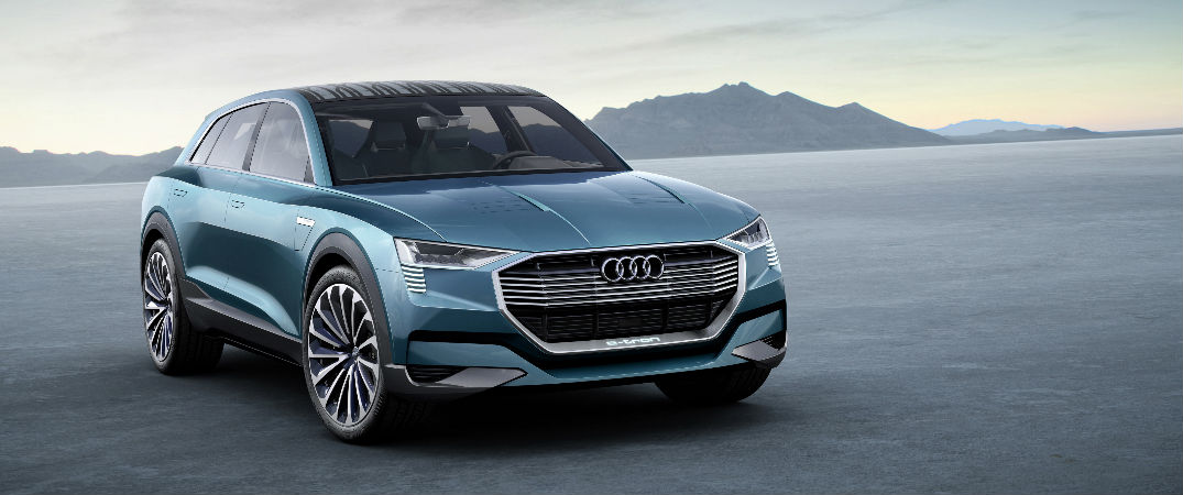 new electric car releasesAudi Q6 etron reveal and release date