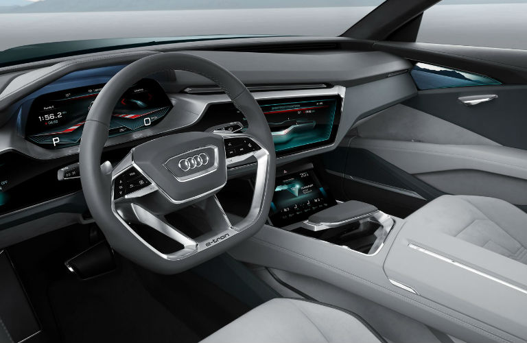 2018 Audi Q6 e-tron reveal and release date