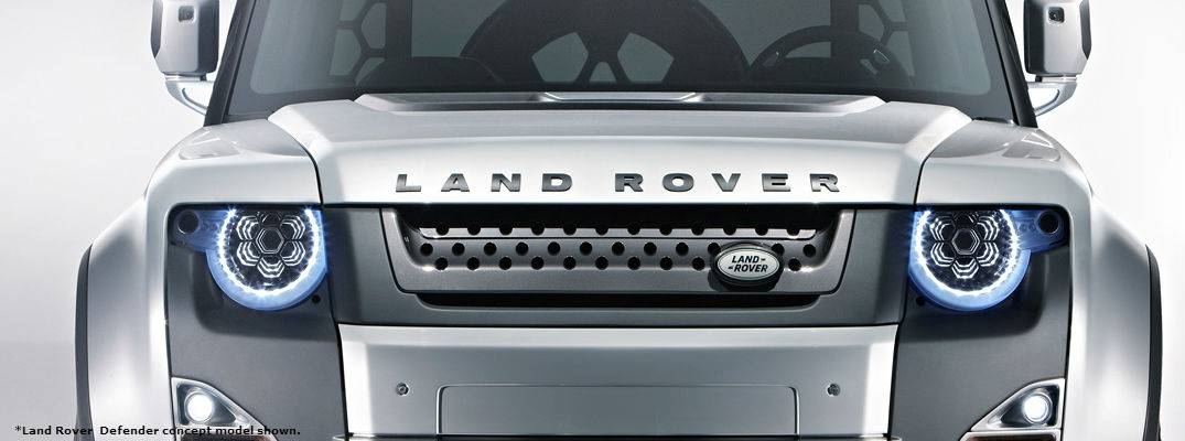 2019 Land Rover Defender Available Body Styles