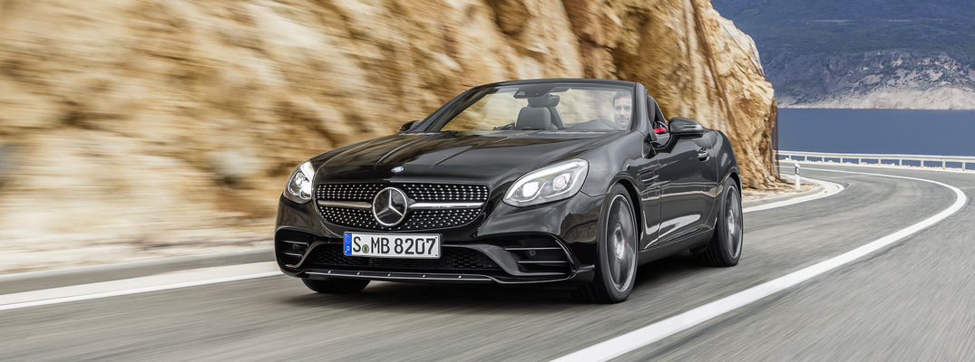 2017 Mercedes-Benz SLC Review, Price, Release date   SLC