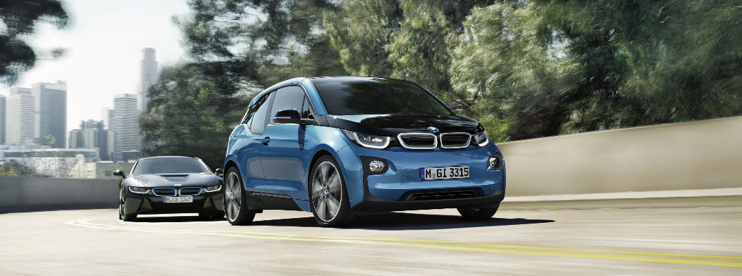 2017 Bmw I3 Battery Range Changes And Gallery