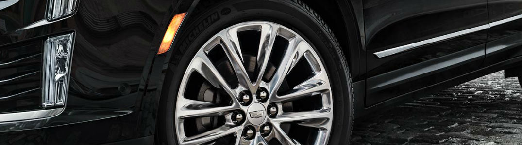 How Much Do Rims Cost >> 2017 Cadillac XT5 Updates and Pricing