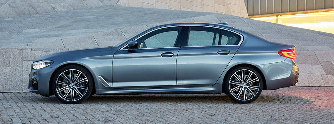Bmw 5 Series 2017 Silver New Cars Gallery