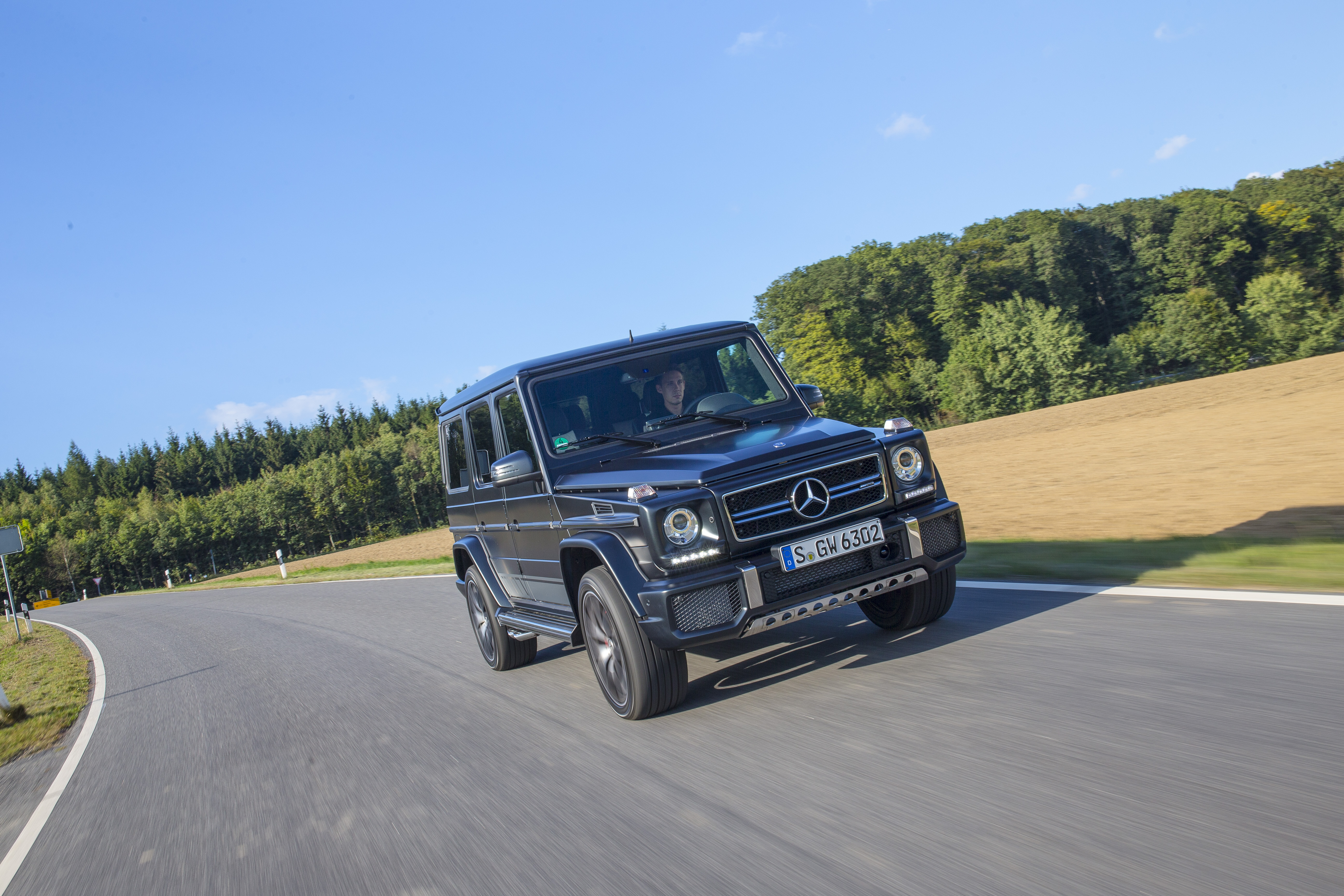 2017 Mercedes Benz G Class Model Specifications