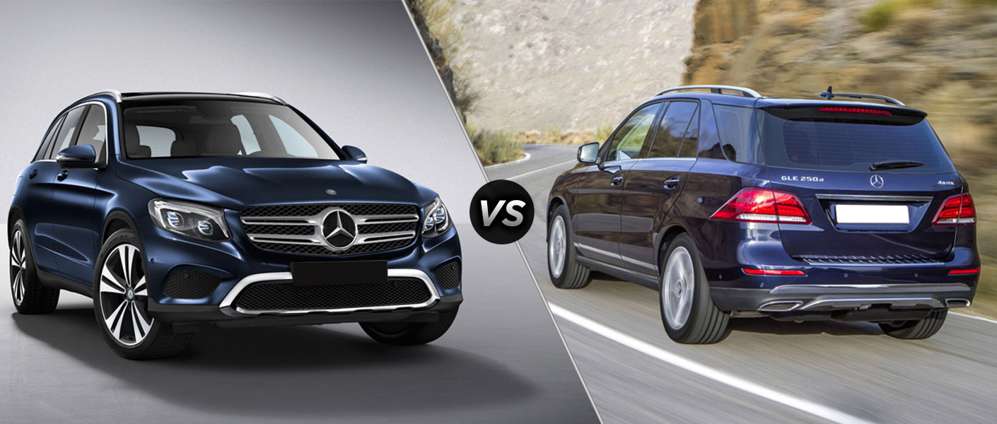 2016 mercedes benz gle class vs glc class. Black Bedroom Furniture Sets. Home Design Ideas