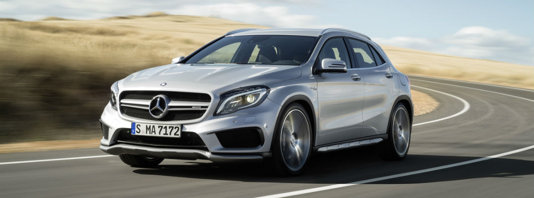 2016 mercedes benz gla class release date for Mercedes benz gla release date