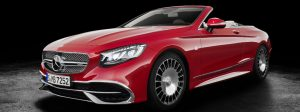 2018 Mercedes-Maybach S650 Cabriolet Photo Gallery