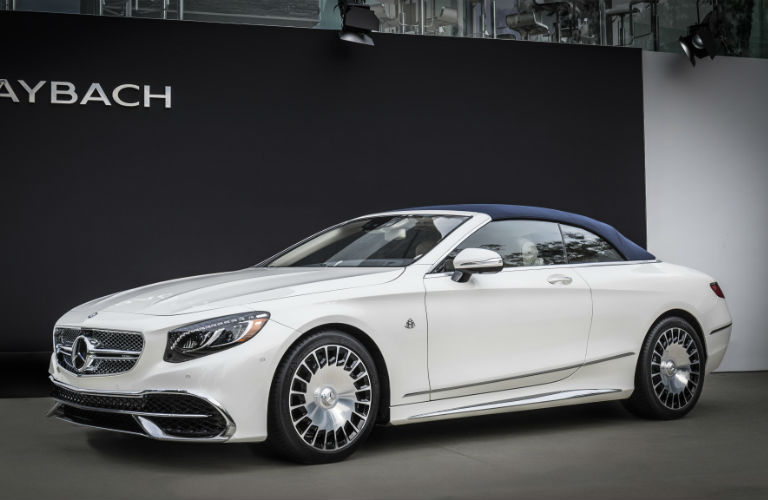 2018 Mercedes Maybach S650 Cabriolet Photo Gallery