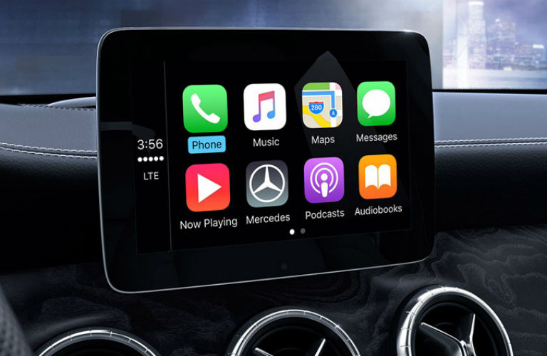 which mercedes benz vehicles have apple carplay. Black Bedroom Furniture Sets. Home Design Ideas