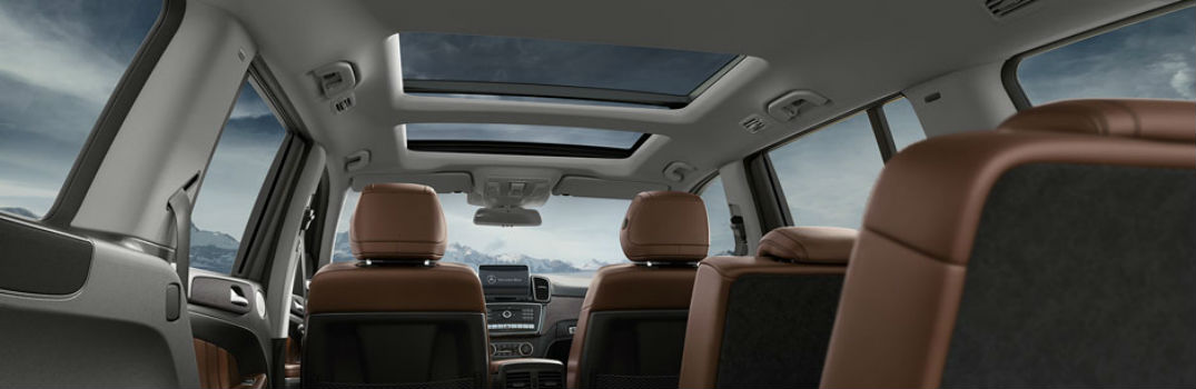 How many seats does the Mercedes-Benz GLS have?