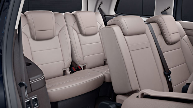 How Many Seats Does The Mercedes Benz Gls Have