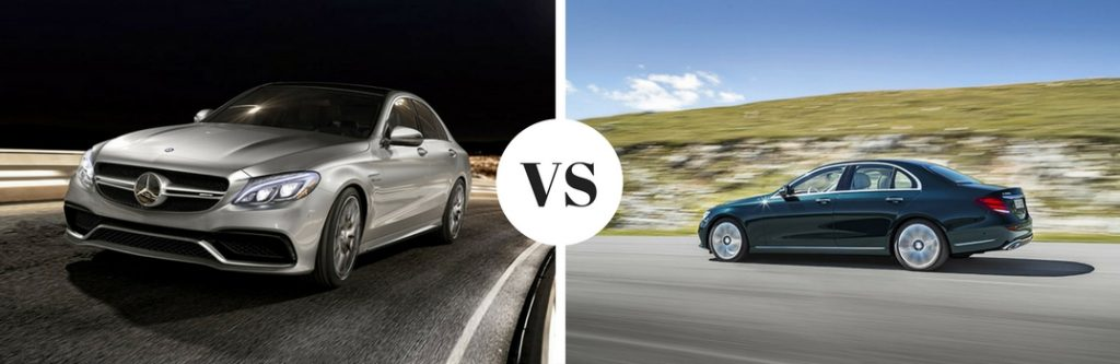 Mercedes Roadside Assistance >> What's the difference between the Mercedes-Benz C-Class and E-Class?