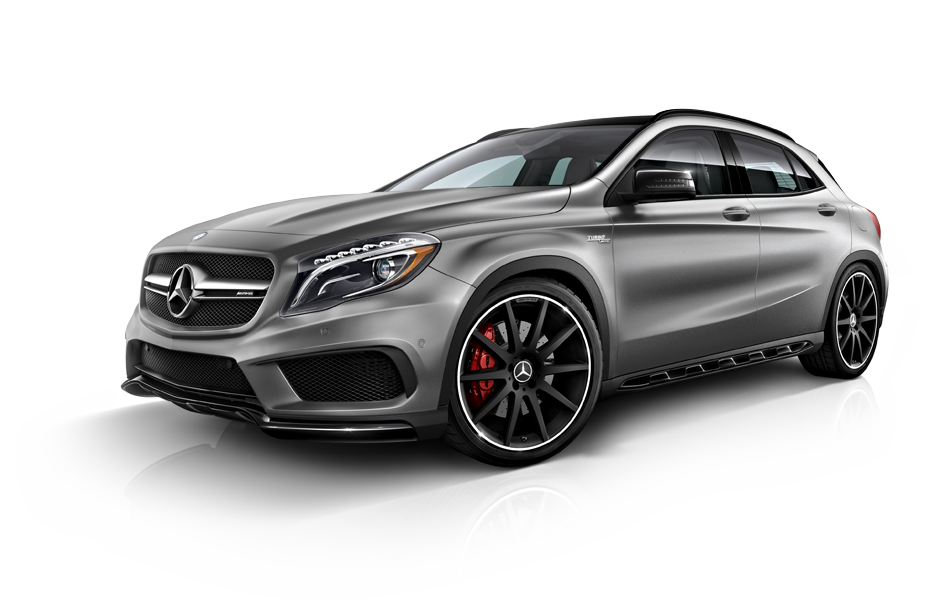 What Mercedes-Benz models have AMG versions?