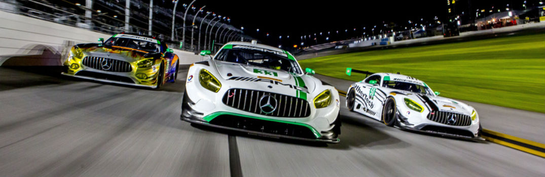Mercedes Benz Race Cars