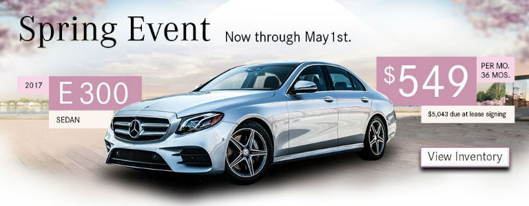 Amazing What Vehicles Are Available In The Mercedes Benz Spring Sales Event?