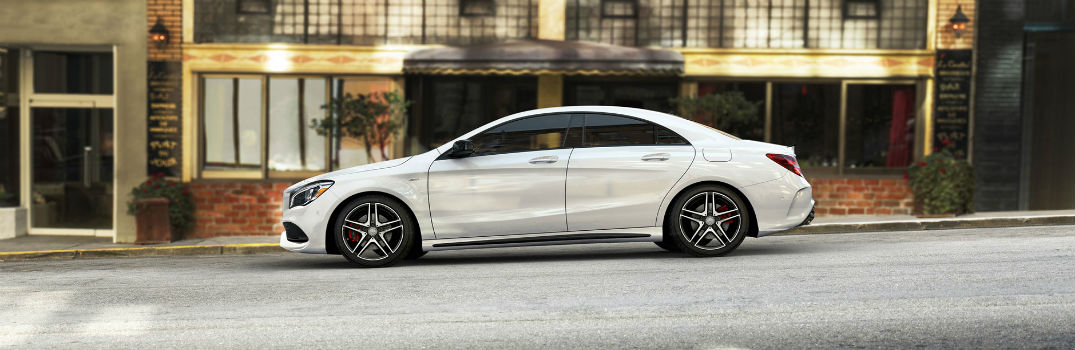 2018 Mercedes-Benz CLA Features and Specs