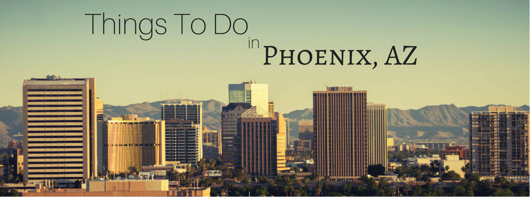 Discover the best things to do in Phoenix from hiking and exploring the desert to arts and culture, nightlife, museums, restaurants and more.