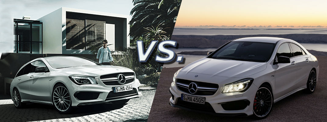 2016 mercedes benz cla45 amg vs 2015 mercedes benz cla45 amg. Black Bedroom Furniture Sets. Home Design Ideas