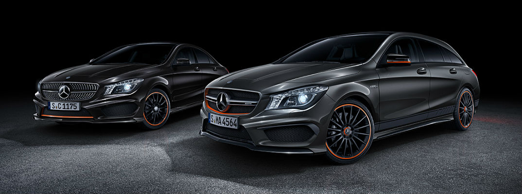 2016 mercedes benz cla250 edition orange arizona. Black Bedroom Furniture Sets. Home Design Ideas