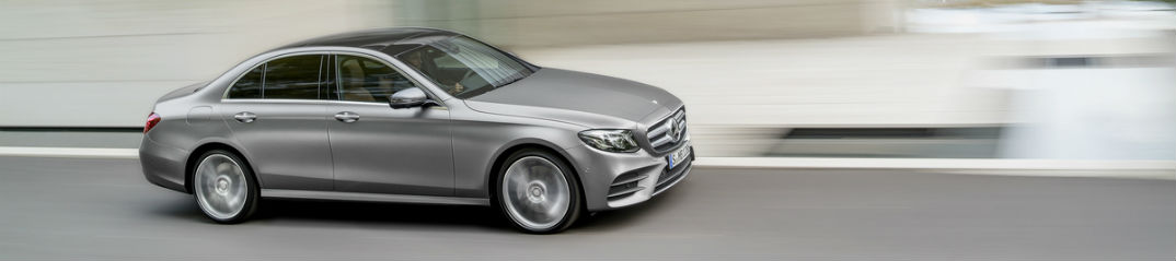 2017 Mercedes-Benz E-Class DISTRONIC PLUS