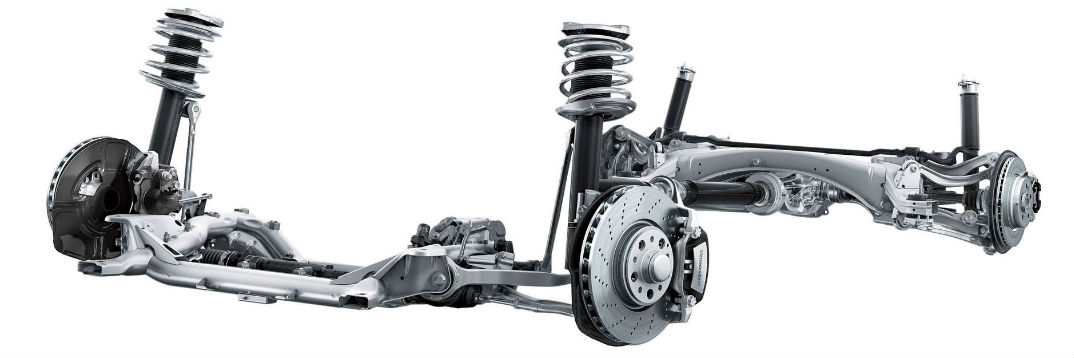What is Mercedes-Benz DIRECT CONTROL Suspension?