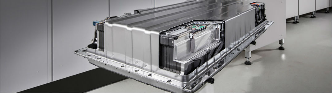 Mercedes-Benz EV Battery