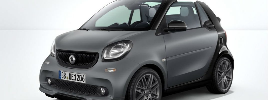 2017 smart fortwo brabus sport package. Cars Review. Best American Auto & Cars Review