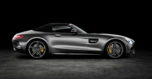 2018 Mercedes-AMG GT C Roadster Camouflage Pictures
