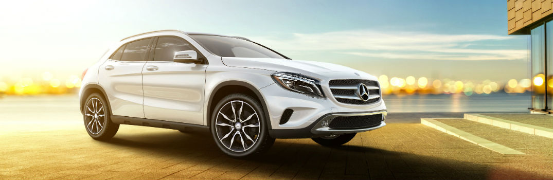 How much are Mercedes-Benz SUVs?
