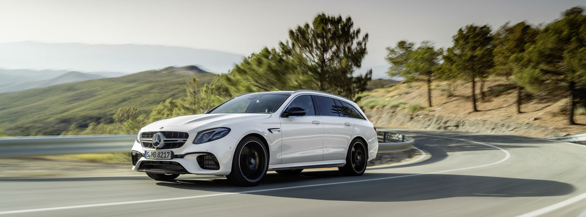 First Look at Mercedes-Benz AMG E 63 S Wagon
