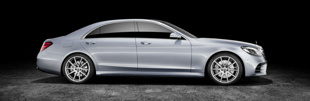 What's new with the 2018 S-Class?