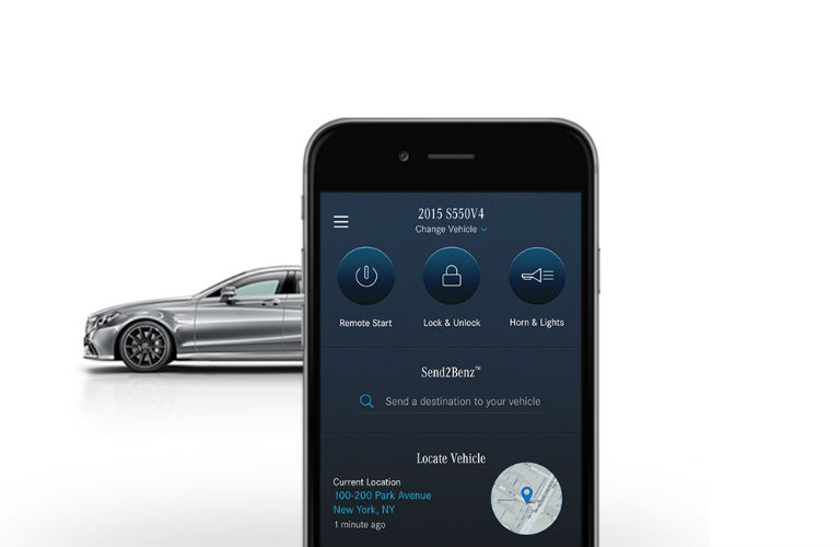 How does mercedes me work for Mercedes benz remote start app